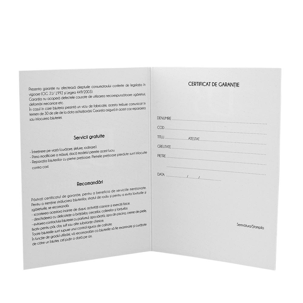 Certificat de garantie