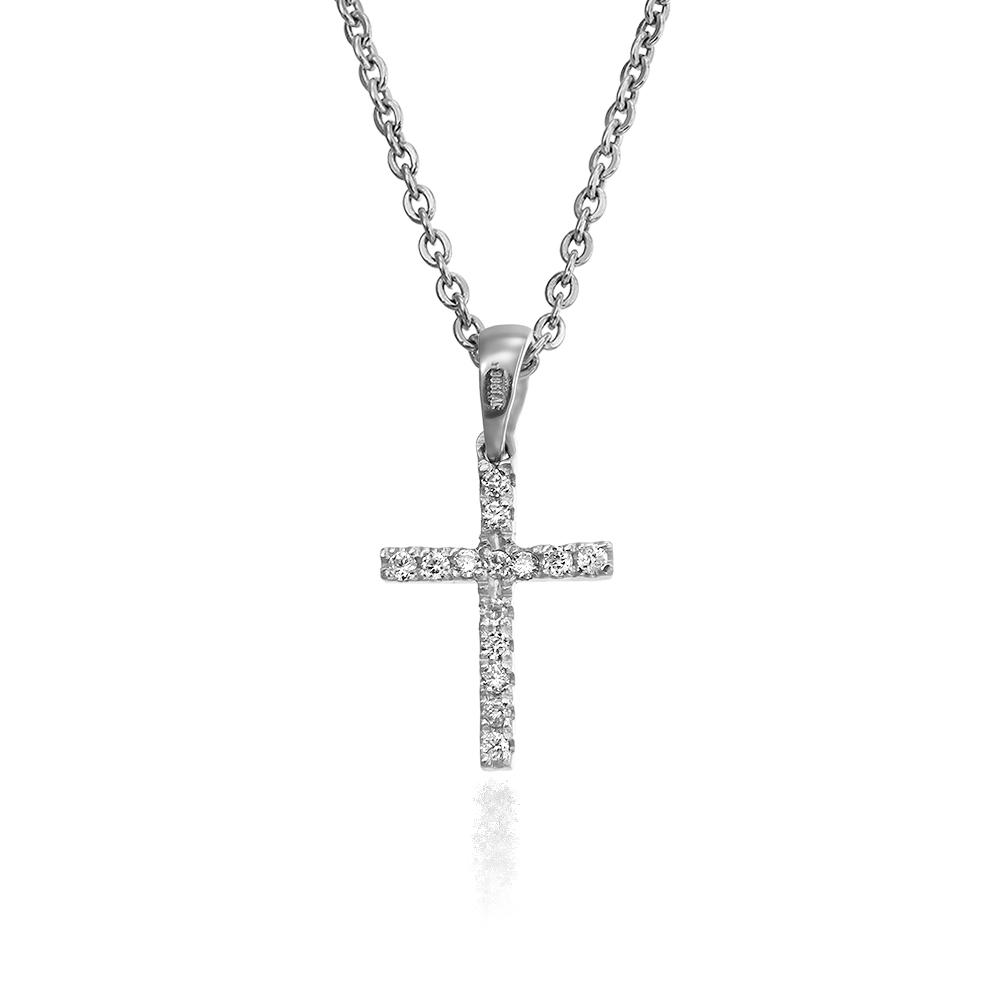 Cruciulita cu diamante