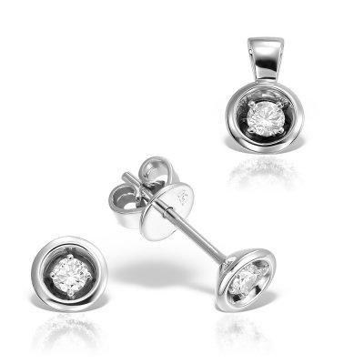 Bijuterii Set Cu Diamante