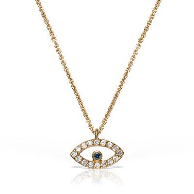 Colier cu diamante