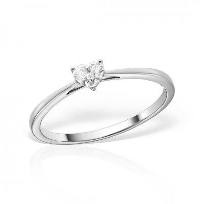 Inel cu diamant
