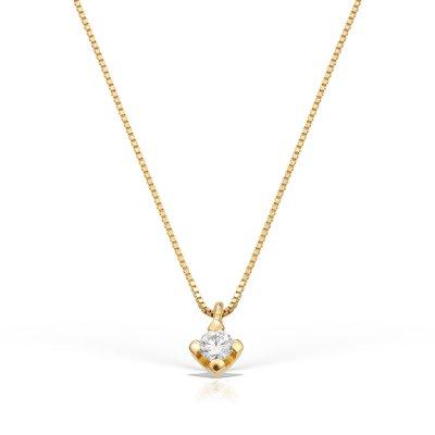Lant aur cu diamante