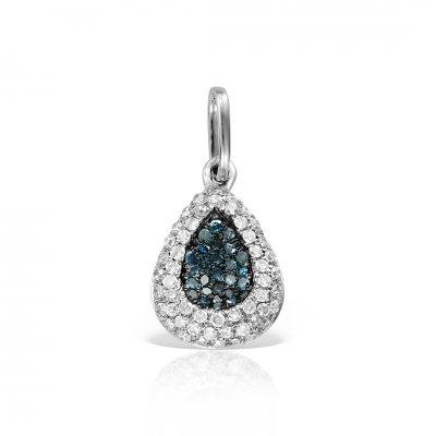Pandantiv cu diamante