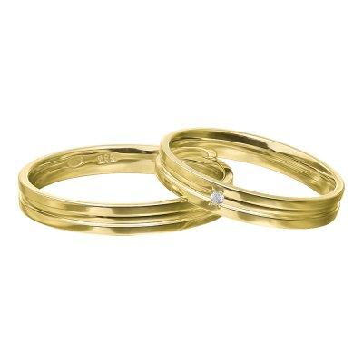 Verighete Aur By Diamond Boutique 14k