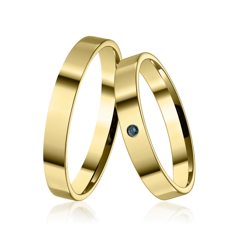 Verighete STELLA for Diamond Boutique 14k