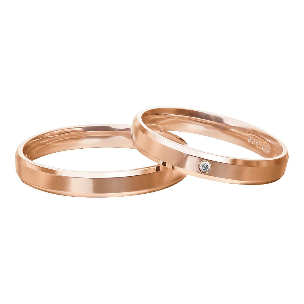 Verighete Stella For Diamond Boutique Aur 14k