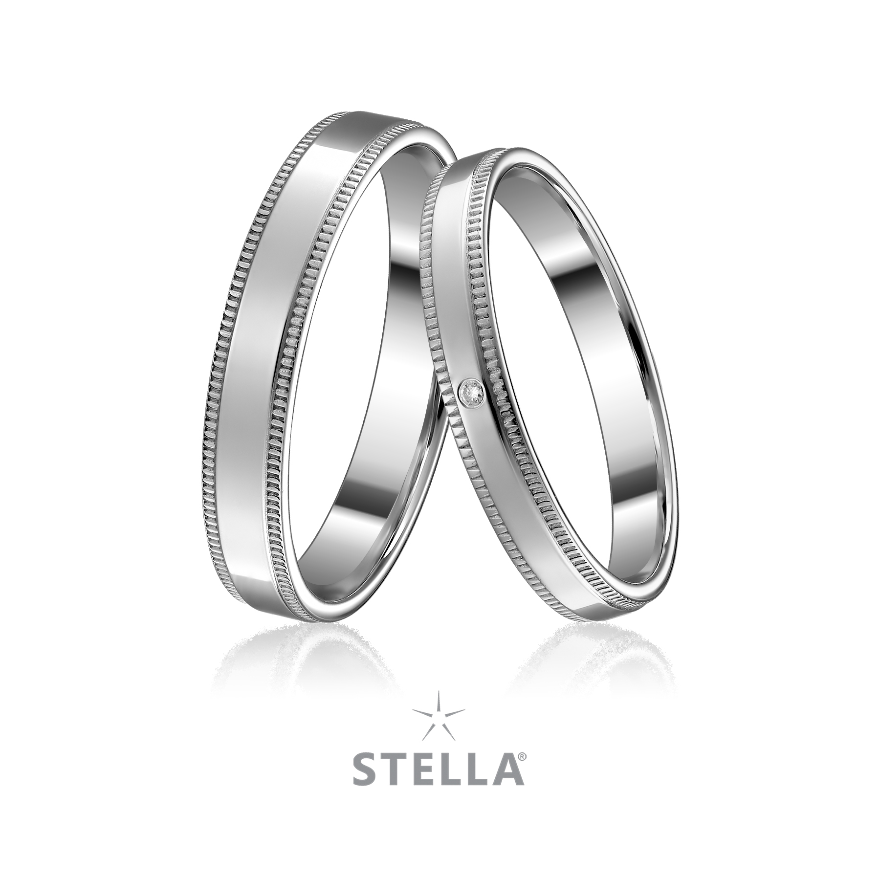 Verighete STELLA for Diamond Boutique aur14k